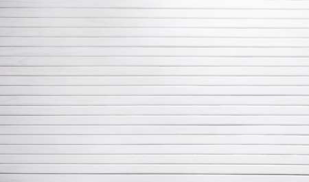 Photo for White wooden background. Planks of painted wood - Royalty Free Image