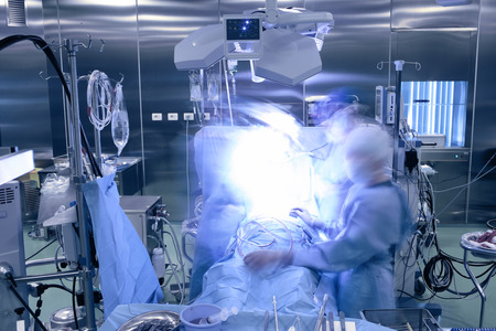 Photo for In the operating room during surgery - Royalty Free Image