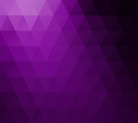 Illustration pour Purple Grid Mosaic Background, Creative Design Templates - image libre de droit