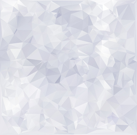 Illustration for Gray Polygonal Mosaic Background, Creative Design Templates - Royalty Free Image