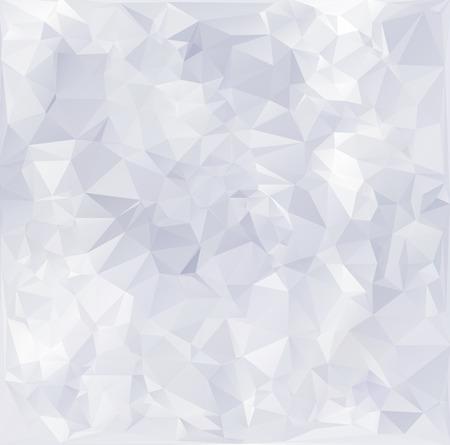 Illustration pour Gray Polygonal Mosaic Background, Creative Design Templates - image libre de droit