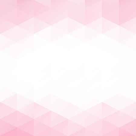 Ilustración de Pink Grid Mosaic Background, Creative Design Templates - Imagen libre de derechos