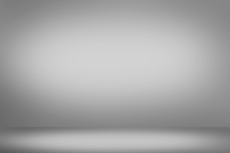 Foto de Clear empty photographer studio background. - Imagen libre de derechos