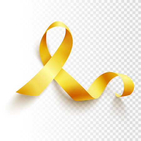 Illustrazione per Childhood cancer day - Immagini Royalty Free