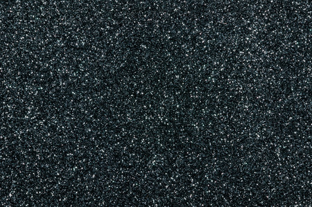 Photo for black glitter texture christmas background - Royalty Free Image