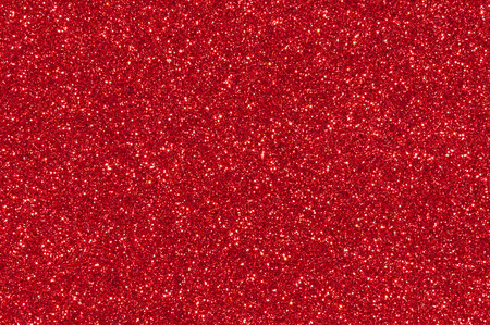 Photo for red glitter texture christmas background - Royalty Free Image