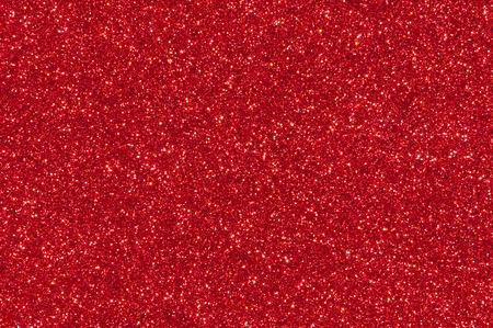Photo pour red glitter texture christmas background - image libre de droit