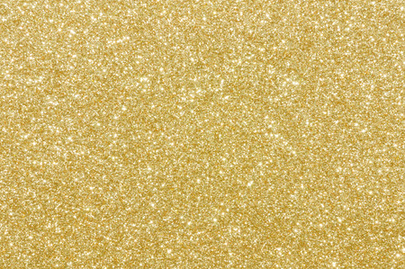 Photo for golden glitter texture christmas background - Royalty Free Image