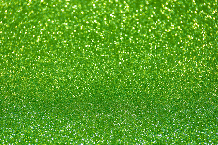 Photo for green glitter christmas abstract background - Royalty Free Image