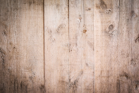 Photo pour wood brown aged plank texture, vintage background - image libre de droit