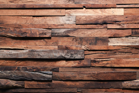 Photo pour timber wood plank texture, retro background - image libre de droit