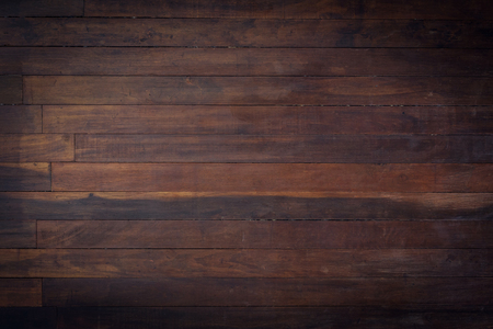 Foto de timber wood brown wall plank panel texture background - Imagen libre de derechos