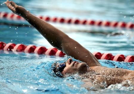 Swimmer - sport