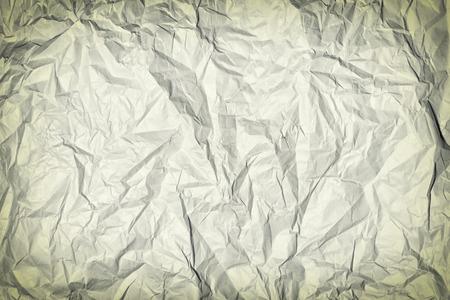 Foto de Crumpled gray paper. - Imagen libre de derechos