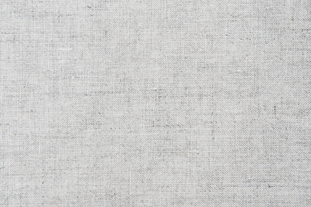 Foto de Close up grey woven woolen rug fabric pattern texture background. - Imagen libre de derechos