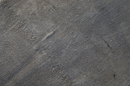 Photo for Monochromatic Texture of Old Tar or Asphalt Roofing - Royalty Free Image