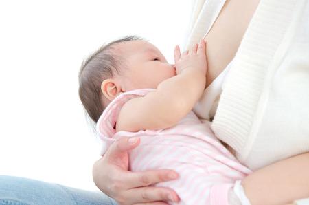 Foto de Breastfeeding - Imagen libre de derechos