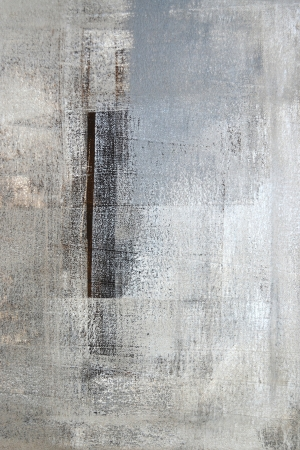 Foto de Brown and Grey Abstract Art Painting - Imagen libre de derechos