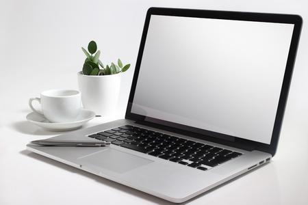 Foto de laptop computer - Imagen libre de derechos