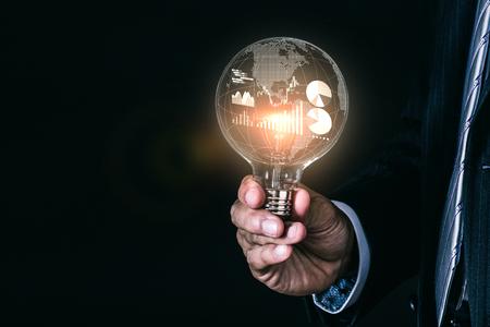 Photo pour business idea concept - image libre de droit