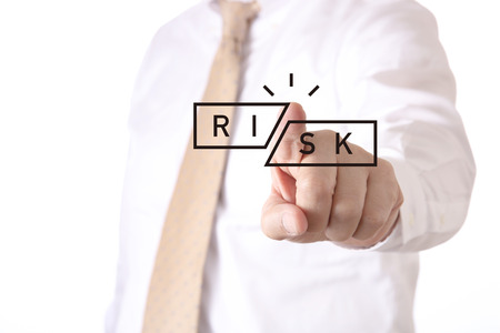 Photo for risk aversion concept - Royalty Free Image