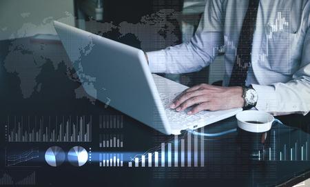 Photo pour business marketing concept - image libre de droit