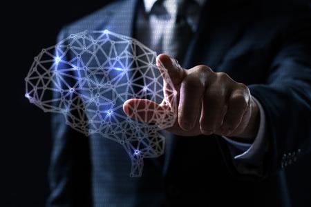 Photo pour artificial intelligence concept - image libre de droit