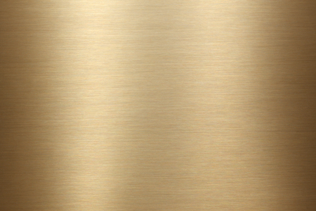 Photo pour Gold metal texture - image libre de droit
