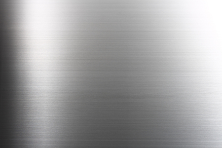 Photo pour Brushed metal texture abstract background - image libre de droit