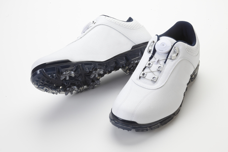 Photo for Golf shoe - Royalty Free Image