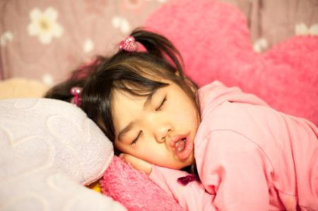 Photo for Sleeping child - Royalty Free Image