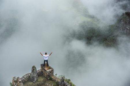 Photo pour Machu Picchu - lost civilization of incas - image libre de droit