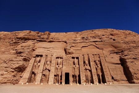 Photo for Abu Simbel , Egypt - Royalty Free Image