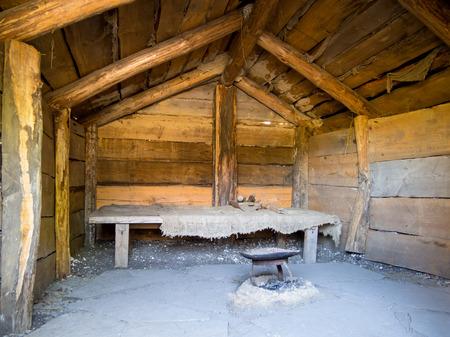 Photo pour Interior architeological park - image libre de droit