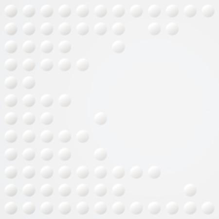 Photo pour White abstract background vector. - image libre de droit