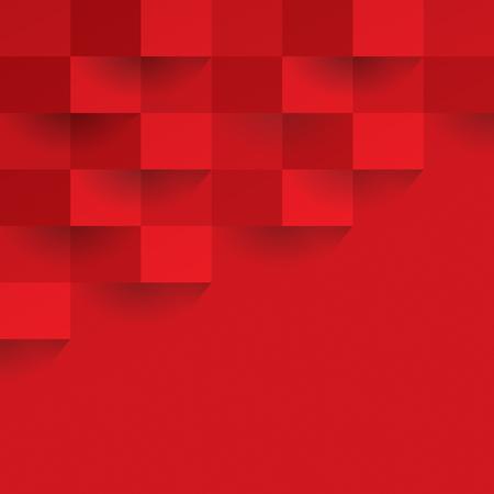 Ilustración de Red geometric background. - Imagen libre de derechos