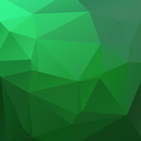 Ilustración de abstract background consisting of triangles - Imagen libre de derechos
