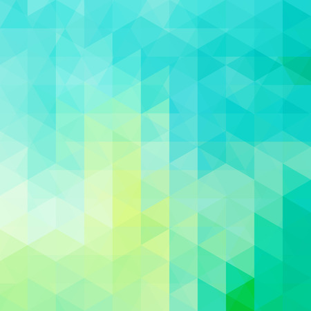 Illustration for abstract background consisting of triangles - Royalty Free Image