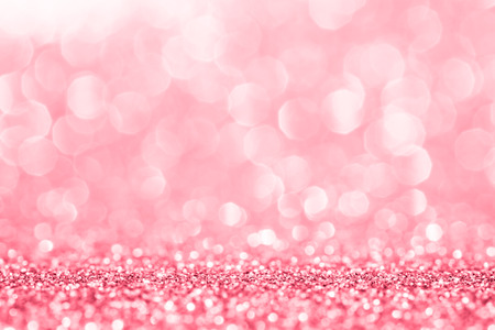 Photo pour Pink glitter for abstract background - image libre de droit