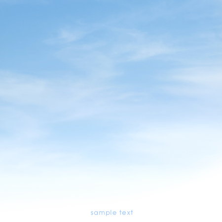 Photo pour soft sky background - image libre de droit
