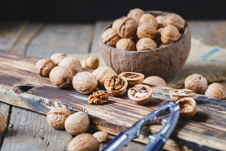 Foto de Walnuts Seeds - Imagen libre de derechos