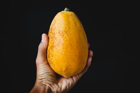 Photo for Papaya fruit - Royalty Free Image