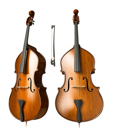 Photo for Double Bass - Royalty Free Image