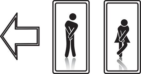 Funny WC symbols