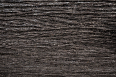 Photo for Surface of dark wood art texture background close up - Royalty Free Image