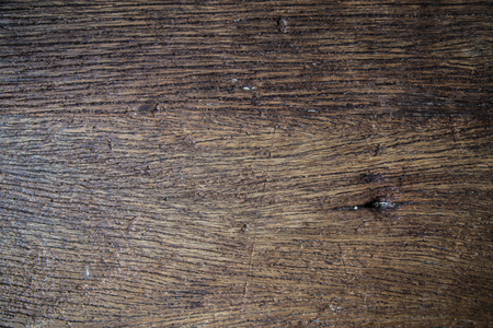 Photo for Brown wood texture old background decoration - Royalty Free Image