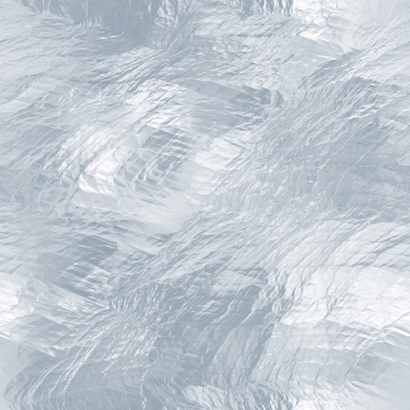 Photo pour Seamless ice frozen water texture, abstract winter background - image libre de droit