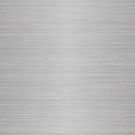 A seamless brushed nickel texture that tiles as a pattern in any direction.
