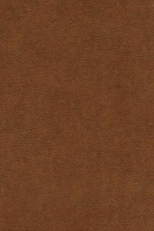 The abstract brown leather background