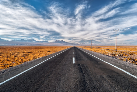 Photo for Open road - Royalty Free Image